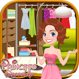 PrincessFashion Dressup